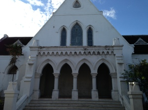 St. Andrews Kirk EPC, Nassau, Bahamas, Established 1810.